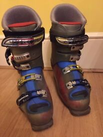 SALOMON CROSS MAX CUSTOM FIT PRO SKI BOOTS