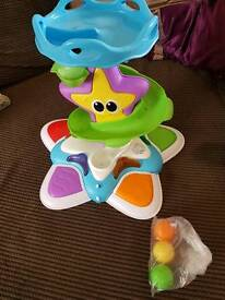 Little Tikes sit to stand toy