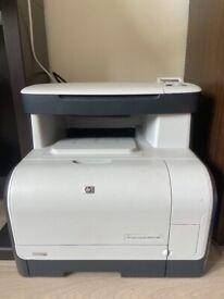 HP Colour LaserJet CM1312 MFP multifunction printer scanner copier