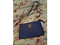 Blue river island bag
