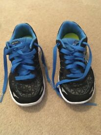 Sketchers trainers size 9.5