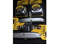 Stanley tools brand new.