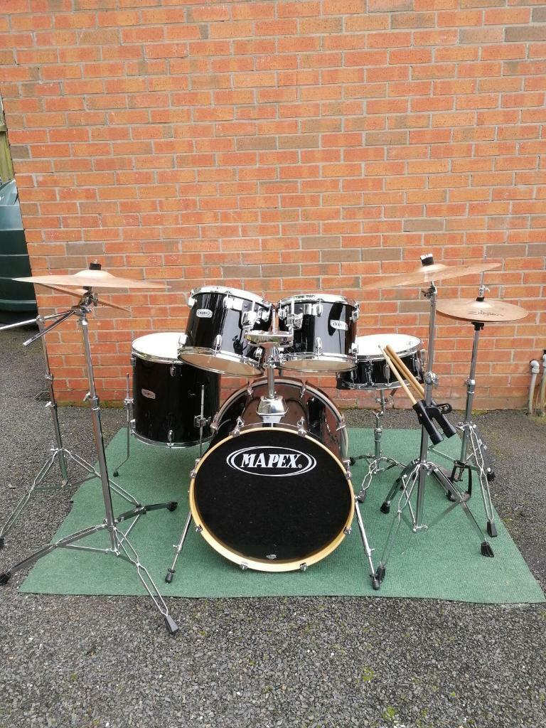 MAPEX drum kit for sale