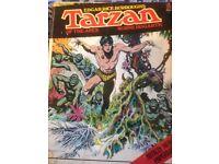 Collectors Tarzan picture Annual
