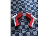 PlayStation move controllers gun accessories PS3 PS4 Vr