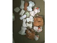 Huge bundle washable nappies - Size 1-2