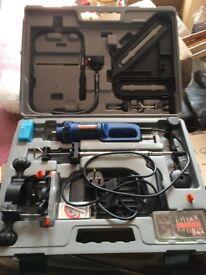 Inventek Spiral Saw Tool Kit.