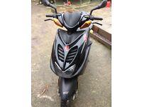 50cc Yamaha aerox