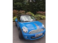 Quick sale - MINI Cooper D Bayswater with sunroof
