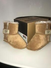 Baby UGGS size S!