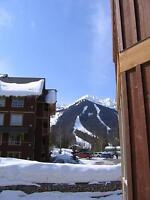 Top floor 2 bed condo for sale at Fernie Alpine Resort - 1/4 own