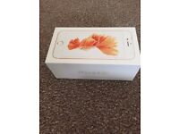 Brand new in box iphone 6s