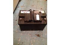 Scrap car batterys/ alloy wheells £££