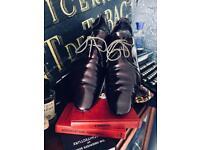 Vintage Paul Smith Paten Leather Shoes UK 10