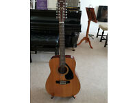 12 String Yamaha Acoustic Guitar FG411-12 1995-8 for sale  Chandlers Ford, Hampshire