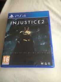injustice 2 ps4 new sealed