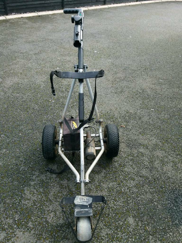 Powakaddy golf trolly