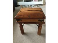 Indian Rosewood Coffee Table