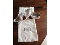 Girls Gucci trainers