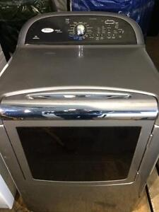 Whirlpool STEAM Dryer, High Efficiency, FREE 30 Day Warranty
