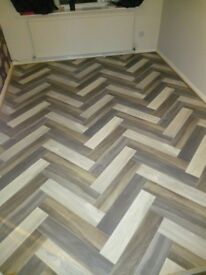 VINYL REM - 2M X 1.95M LOOKS FANTASTIC DOWN LOCAL COLLECTION OR DELIVERY