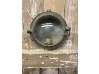 Vintage REVO bulkhead light