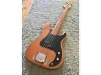 Vintage 1968 Kay Fender Precision Bass. MIJ. Japan