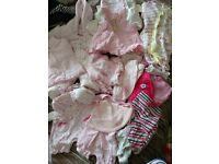 Small/Early Baby Clothes Bundle