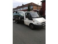 2004 Ford Transit 2.4 tdci Lwb recovery truck