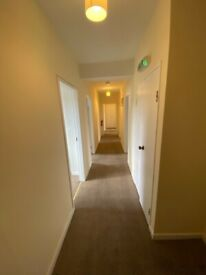 All bills included very large 3 or 4 bedroom HMO bed flat in Gorgie