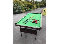 Pool/snooker set
