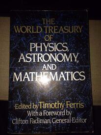 The World Treasury of Physics, Astronomy, and Mathematics