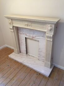 Marble effect fire surround - need gone ASAP