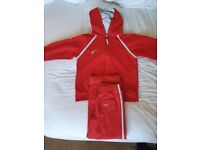 Rainbows hoodie and tracksuit bottoms. Size - medium