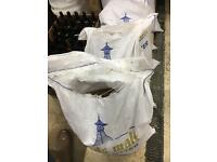 Bagged spent grain (from brewery) Great animal feed