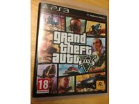 PS3 (Play station 3) Game Grand Theft Auto 5