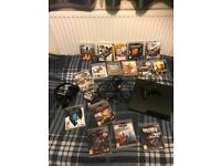 Ps3 with 17 games