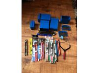 Pole fishing set up browning countach 14m pole with extras
