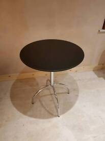 Bistro table, granite table