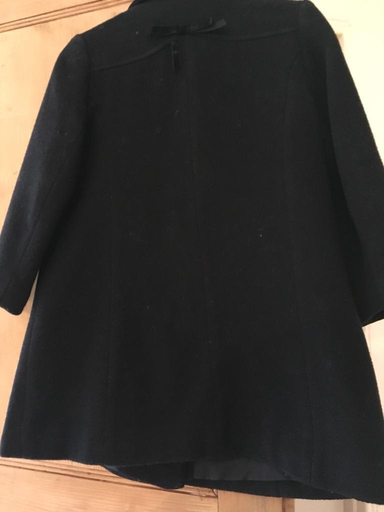 John Lewis wool child's coat
