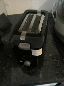 New 2 slice toaster