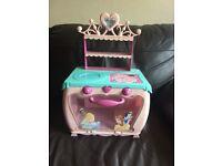 Disney princess toddler kitchen playset