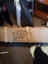 Modena BM6 Bain Marie Brand New Never Been Used