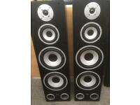 Baird TI 400 speakers