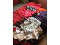 Job lot of clothes Lacoste superdry tommy Lyle &scott galvin green