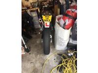 Aprili sx50 2014 50 motor bike