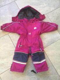 Top quality Snow Ski Suit for Toddler