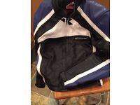 Hein Gericke Women's Motorcycle Jacket Size 14