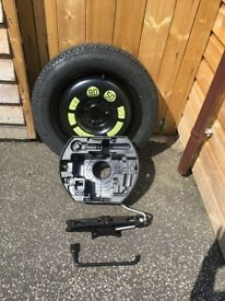 """Citroen C3 Picasso 15"""" Spacesaver Wheel, Tyre and Tools"""
