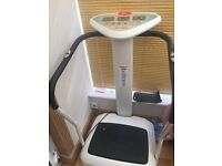 Vibration plate can deliver if close
